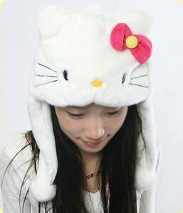 Adult animal plush hat pattern opinion