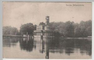 64983-AK-Sacrow-Potsdam-Heilandskirche-Feldpost-1916
