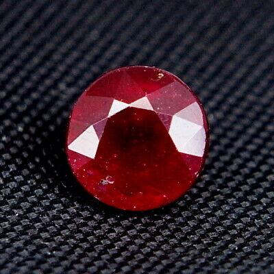 Effizient Top Ruby : 2,50 Ct Natürliche Rot Rubin Aus Madagaskar Ruf Zuerst