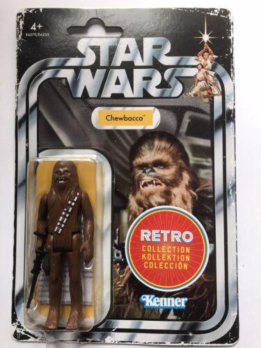 NEUF Star Wars The rétro collection Chewbacca Envoi gratuit.