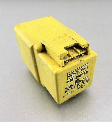 4-Pin Amarillo Relé Fomoco 94BG-14N089-E1B V23136-B1001-X084 Pbt 04-12 Ford 339