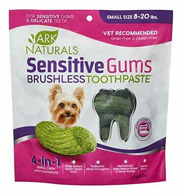 Vet Recommended Natural Dental Chews for Dogs ARK NATURALS Brushless Toothpaste