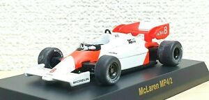 1-64-Kyosho-F1-MCLAREN-MP4-2-8-LAUDA-diecast-car-model