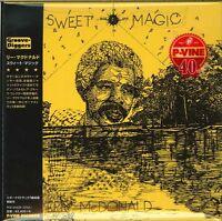 LEE MCDONALD-SWEET MAGIC-JAPAN MINI LP CD F30