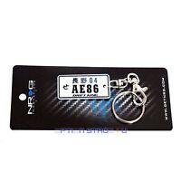 Nrg Jdm License Plate Keychain Ae86 Toyota Corolla