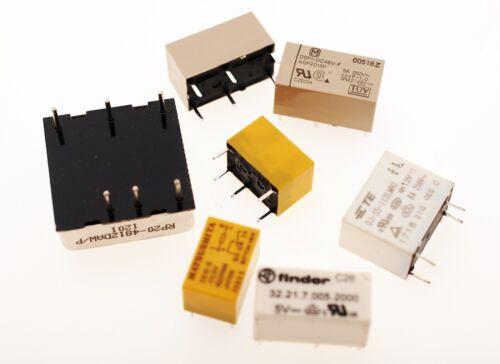 Siemens v23026-a1005-b201 1a 9vdc relè miniatura 7x7x13mm #712332