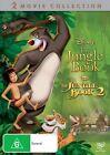 The Jungle Book / Jungle Book 2 (DVD, 2013, 2-Disc Set)
