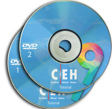 Certified Ethical Hacker CEH v9 Course - Video Tutorial HD DVD (2 DVDs)
