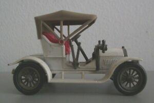 Yesteryear Y4 - Opel - White - Original Model (YY103)