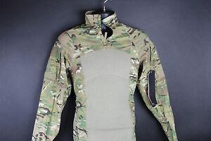 New 1 4 Quarter Zip Massif Multicam Army Combat Shirt Paintball ... 2c96afa347