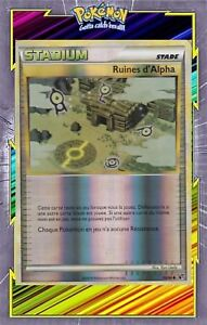 Ruines-d-039-Alpha-Reverse-HS04-Indomptable-76-90-Carte-Pokemon-Neuve-FR