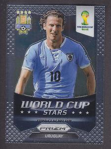 Panini-Prizm-World-Cup-2014-Stars-45-Diego-Forlan-Uruguay
