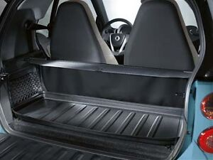 Image Is Loading Genuine Smart Fortwo 451 Shallow Boot Storage Tray