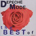 DEPECHE MODE - THE BEST OF DEPECHE MODE, VOL. 1 CD+DVD 42 TRACKS ROCK/POP NEU