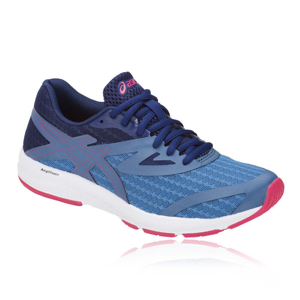 Asics  Mujer Amplica Correr Zapatos Zapatillas Azul Deporte Transpirable  100% garantía genuina de contador