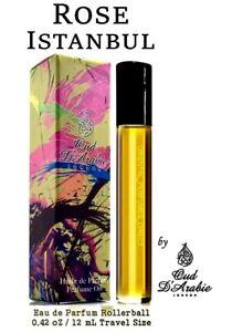 Rose-Estambul-12-Ml-Perfume-Aceite-turco-Floral-ambar-gris-Almizcle-Attar-byoud-darabie