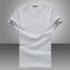 Men-039-s-Slim-Fit-Henley-V-Neck-Short-Sleeve-Muscle-Tee-T-shirts-Casual-Tops-Blouse