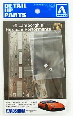 Aoshima 84595 Honda Civic EF3 Gr A 1989 PIAA Photo Etched Parts 1//24 scale