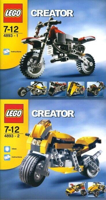 LEGO Racers Racers Racers Revvin Riders Sealed d75f4f