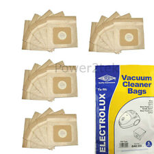 20 x E62, U62 Dust Bags for Nilfisk Coupe Coupe Neo GM60 Vacuum Cleaner