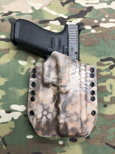 Kryptek Banshee Kydex Holster for Glock 34 35