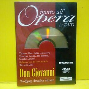 DVD-N-15-Invito-all-039-Opera-in-DVD-DeAgostini-Don-Giovanni-NUOVO-Blisterato