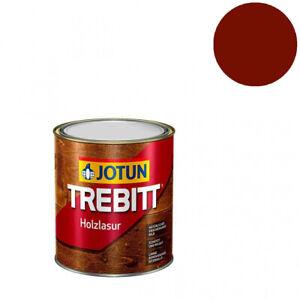 Jotun-TREBITT-Lasur-0-75l-034-Schwedenrot-034-Skandinavische-Schwedenrotlasur