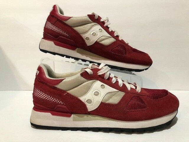 Saucony Shadow Original Gry Nvy Size 9.5 - S2108-614
