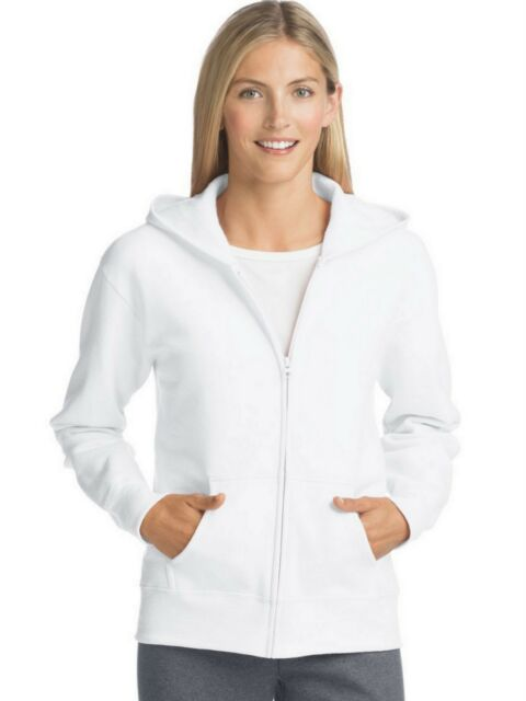 2 Hanes ComfortSoft Ecosmart Women s Full-zip Hoodie Sweatshirts ... 743bfd5c5b
