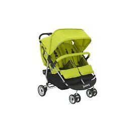 Joovy ScooterX2 Greenie Standard Double Seat Stroller