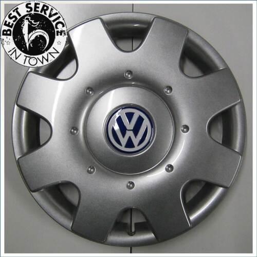 1x original VW calota New Beetle 16 pulgada brilliantsilber 1c0601147d juzgado