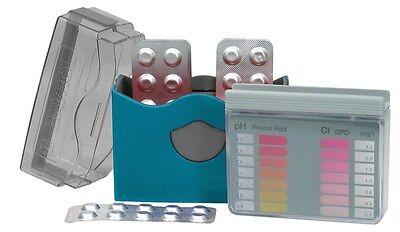 Brome Wasseranalyse BAYROL Pooltester pH-Wert