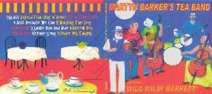 Martyn-Barker-039-s-Tea-Band-Wild-Willy-Barrett-rock-folky-country-twang