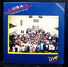 Louisiana Mass Choir I will Wait On The Lord LP Mint- Test 5002 Private Gospel