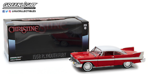 1958 Plymouth Fury Christine  84071  Greenlight  1 24 scale Limited Edition