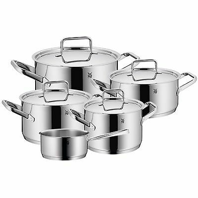 WMF Trend Plus 9-Piece Cookware Set, Made in Germany