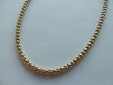 Collierkette    Gold 333  45cm rund 4,5mm