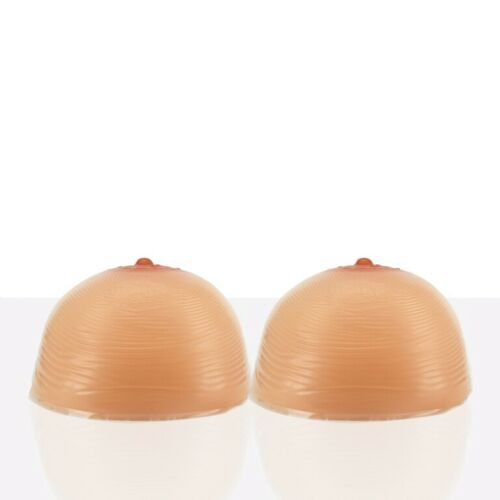 38DD//40D//42C Pair Silicone Breast Forms Boobs Enhancer Forms Crossdressers 1400g