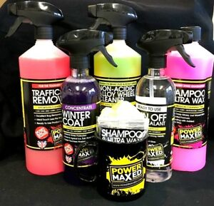 Power-Maxed-Winter-Survival-Pack-TFR-ALLOY-WHEEL-SHAMPOO-WINTER-COAT-SEALANT-WAX