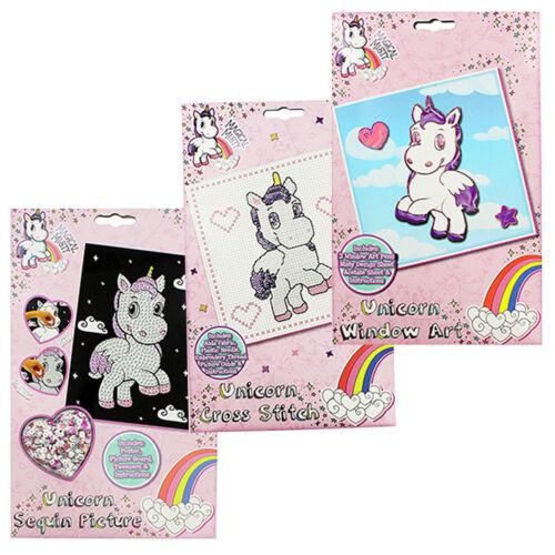 Misty Unicornio Mágico Para Niños Artesanía Pack-Elegir Diseño