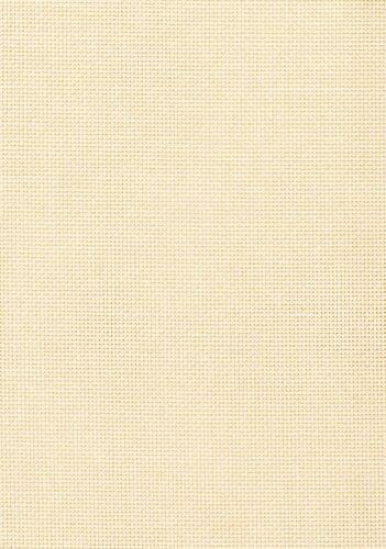 Fat trimestre 11 Comte Crème Aida point de croix tissu 50 cm x 55cm