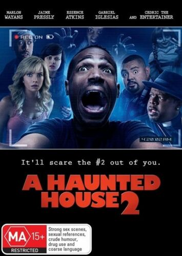 1 of 1 - A Haunted House 2 NEW R4 DVD