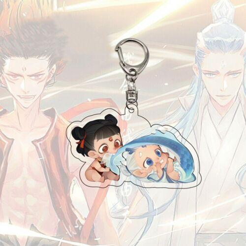 Anime I Am der Destiny Nezha Acryl Persönlichkeit Keychain Well-Liked eNwrg Ksy