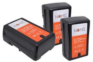 Patona Premium Battery V-Mount 95Wh 14.4v 6600mAh for Sony BP-95WS D Tap USB