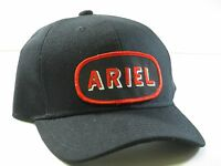Ariel Hat Vintage Motorcycle Baseball Ball Cap Adjustable Caferacer Square Four