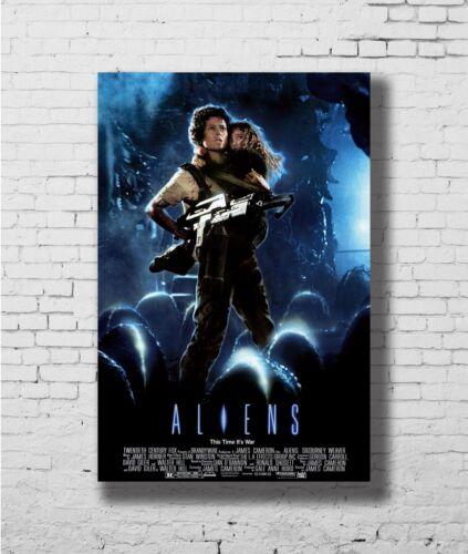 24x36 14x21 40 Poster Aliens 1986 Classic Movie Art Hot P-2075