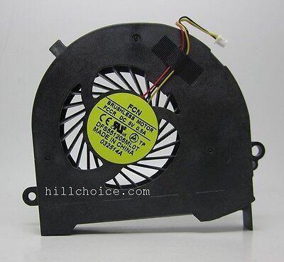 L75D Satellite Toshiba C70 Portatile della ventola C75 CPU Per C70 A L75 w4p7Hq