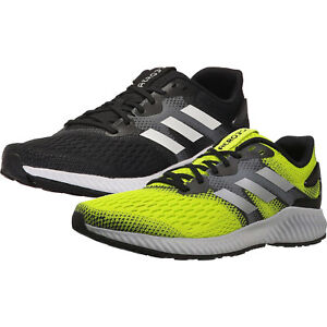 best website f438f dc08b Image is loading Mens-ADIDAS-AEROBOUNCE-RUNNING-SHOES-Sneakers-NEW