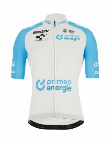 2019 TOUR DE SUISSE Meilleur jeune coureur maillot de cyclisme par SANTINI