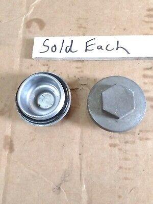 Oil Valve Tappet Drain Plug Cover Cap For Honda XL 100 125 185S 200R XR 185 200